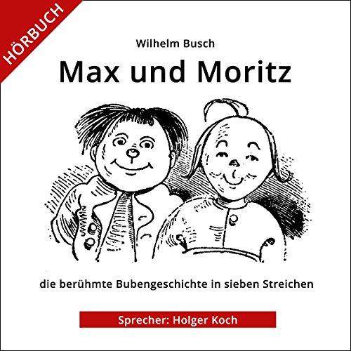 Max und Moritz audiobook cover art