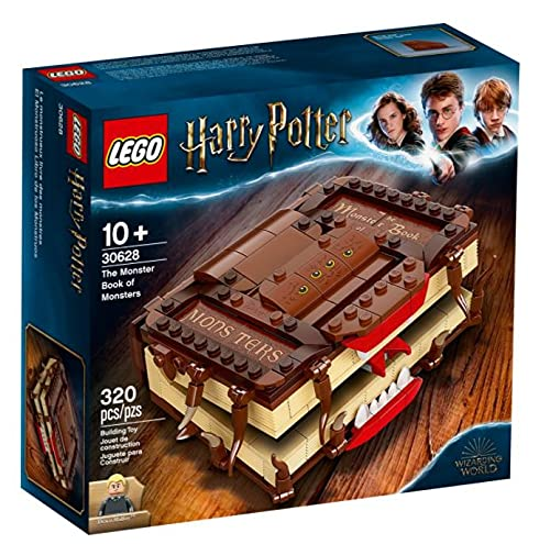 Lego Harry Potter The Monster Book of Monsters 30628