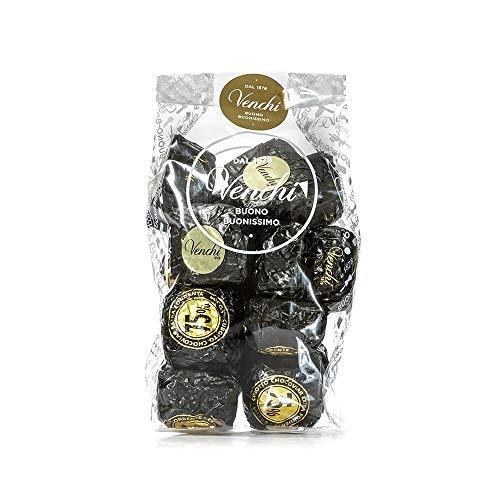 Venchi Pralinen Chocaviar aus Zartbitterschokolade 75%, Beutel von 300 g