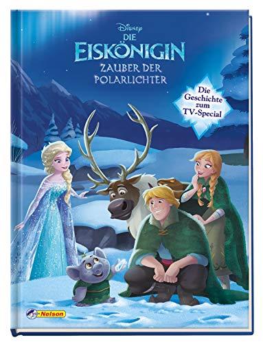 Disney Die Eiskönigin: Zauber der Polarlichter: Die Geschichte zum TV-Special (Disney Eiskönigin)