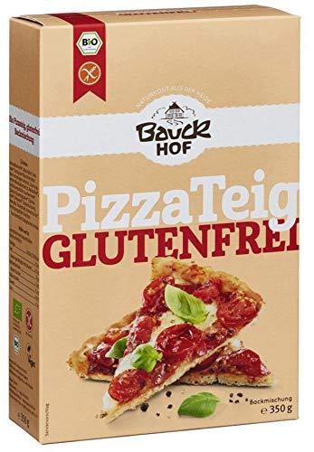 Bauckhof Bio Bauck Pizza Teig, glutenfrei (6 x 350 gr)