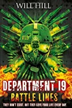 Department 19: Book 3 by Will Hill (April 30 2013)