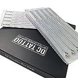 50 X DCTattoo Premium Pro Agujas para Tatuar - 15 Magnum (15M1)