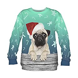 Fringoo Unisex Christmas Party Jumpers