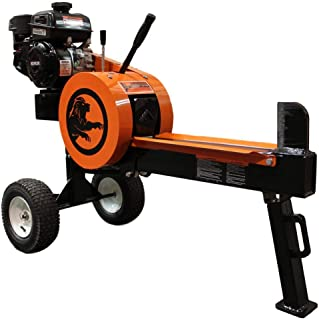 Power King 11-Ton 4.5 HP 177 cc Gas Horizontal Kinetic Log Splitter