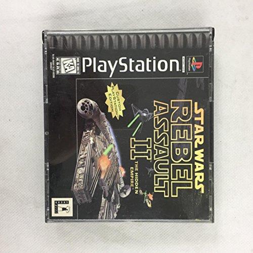 Star Wars Rebel Assault II: The Hidden Empire