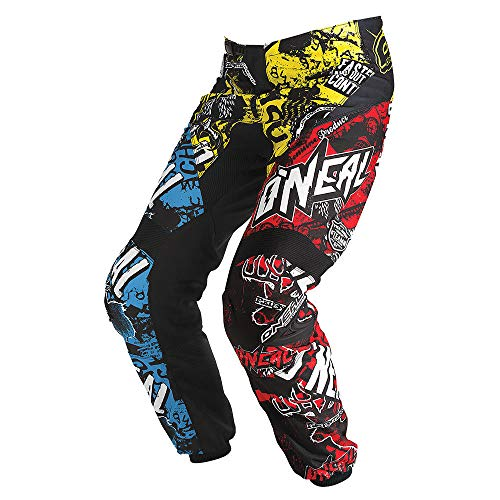 Oneal Element broek voor mountainbike en motorcross, zwart