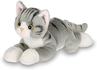 Bearington Lil 'Socks گربه مخمل خواب دار کوچک مخمل خواب دار گربه راه راه ، بچه گربه 8 اینچ