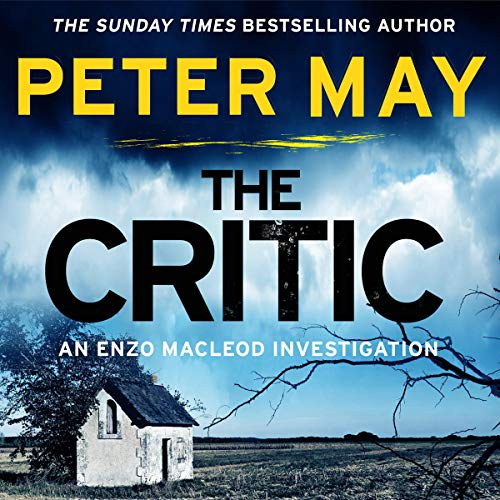 The Critic Audiobook By Peter May cover art