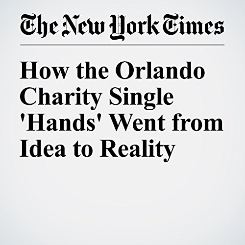 How the Orlando Charity Single 'Hands' Went from Idea to Reality cover art