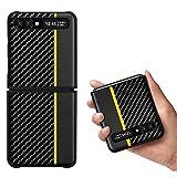 Zouzt für Z Flip 5G Kohlefasergehäuse | Ultra Slim |