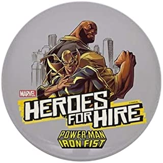 heroes for hire pins
