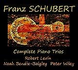 Schubert : Intégrale des Trios avec Piano