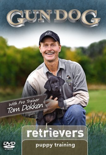 Gun Dog Puppy Training: Retrievers DVD