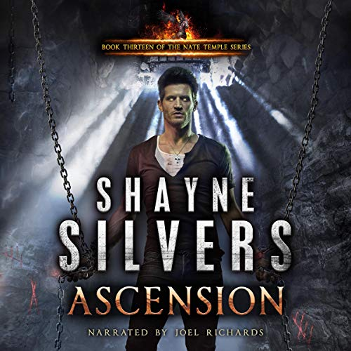 Ascension Audiobook By Shayne Silvers cover art