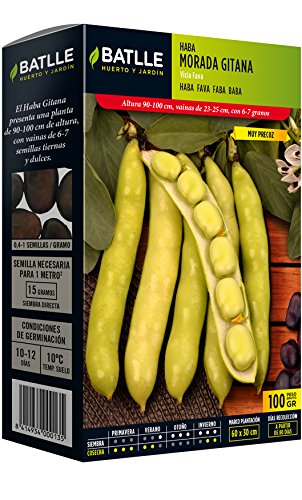 Semillas Batlle Graines de haricots 100 gramos