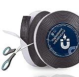 3 metros cinta adhesiva magnética tiras magnéticas cinta de...