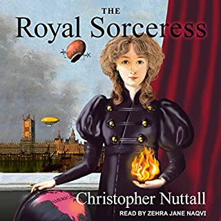 The Royal Sorceress cover art