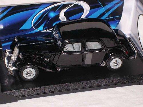 Citroen 15cv 15 Cv 1952 4 TÜrer Schwarz Special Edition 31821 1/18 Maisto Modellauto Modell Auto
