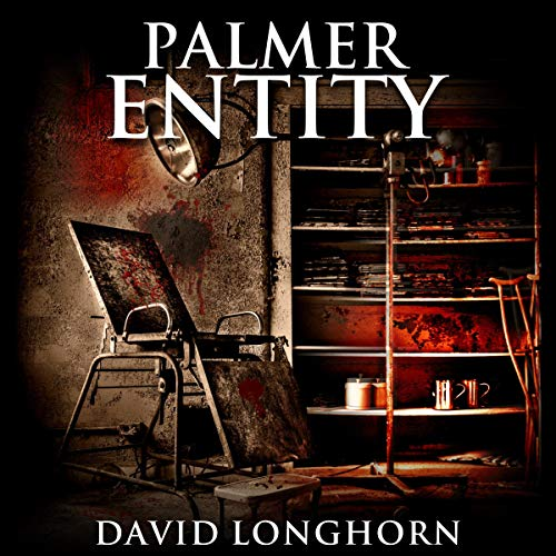 Palmer Entity: Supernatural Suspense with Scary & Horrifying Monsters cover art