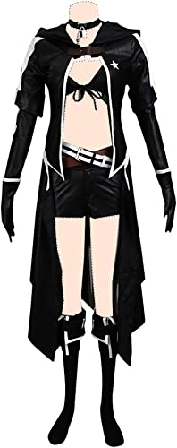El nuevo outlet de marcas online. negro Rock Shooter Shooter Shooter cosplay costume negro Rock Shooter Ver.2 Suits Kid Large  ordenar ahora