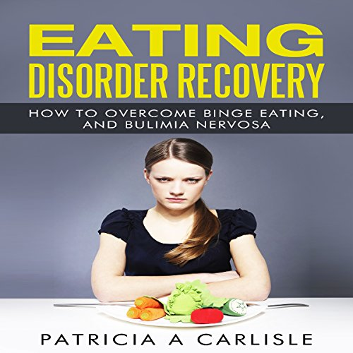 Eating Disorder Recovery audiobook cover art