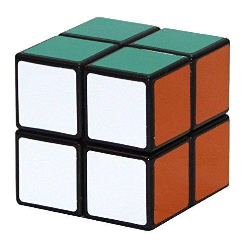 Shengshou FBA_SS221 Cubo de Rompecabezas (2 x 2 x 2 cm), Color Negro, 333 (