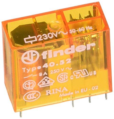 Rohs Finder Rele 4052 230V Ac 2C 8A Rt 5Mm