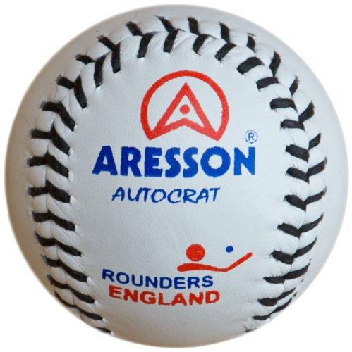 aresson autocrat rounders ball white