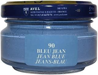 Saphir Creme Surfine Pommadier Shoe Polish 50ml - Blue Jean