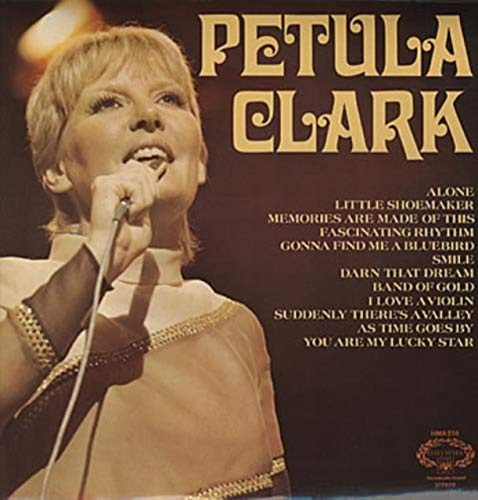PETULA CLARK - SONG OF MY LIFE - 7 INCH VINYL / 45
