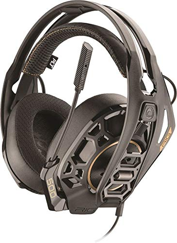 Plantronics RIG 500 PRO HS Wired Gaming Headset for Playstation 4 (Renewed)