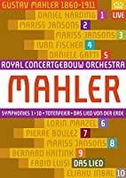 Mahler: Symphonies 1-10 / Das Lied Von Der Erde [Blu-ray] [Import]