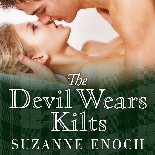 The Devil Wears Kilts audiobook cover art