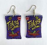 Takis Chips Earrings