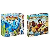 ELEFUN Hasbro Gaming - Juego Infantil (Hasbro B7714175)+ 48380B09 Tozudo - Juego De Mesa para Niños De 4 Años Y Más