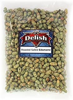 Roasted & Salted Edamame by Its Delish ( 5 lbs )