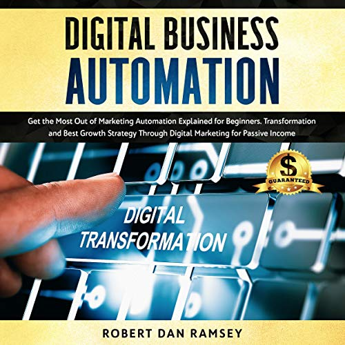 Digital Business Automation cover art