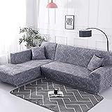 WXQY Funda de sofá elástica para Sala de Estar Funda de sofá...