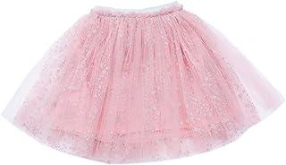 (リアルスタイル) Real Style ふわふわ パニエ リボン チュチュスカート キッズ 子供 ガールズ 女の子 バレエドレス スパンコール 発表会 舞台衣装 カラフル ボリューム感たっぷり!