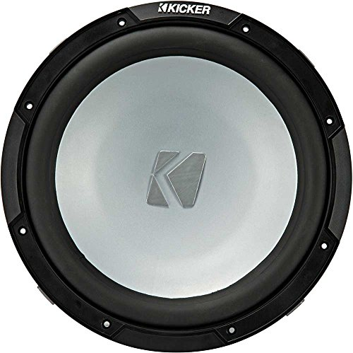 Kicker KMF10 10-inch (25cm) Weather-Proof Subwoofer for Freeair...