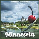 Minnesota Calendar 2021-2022: April 2021 Through December 2022 Square Photo Book Monthly Planner Minnesota small calendar
