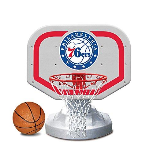 Poolmaster72923 Philadelphia 76ers NBA USA Competition-Style Poolside Basketball Game
