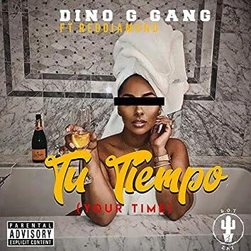 Tu Tiempo (your time) [feat. Red Diamond]