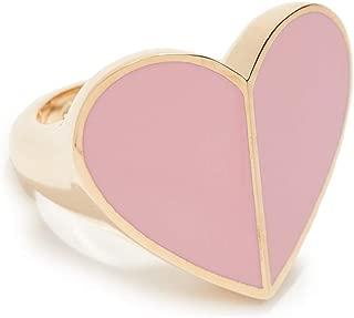 Kate Spade New York Women's Heritage Spade Heart Ring