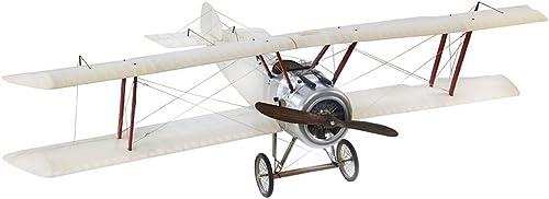 Authentic Models AP502T Flugzeugmodell - Sopwith Camel -   - Transparent - handgefertigt 150 x 102 x 45,5 cm