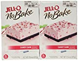 Great Seasonal Flavor! 15 minute, no bake prep Has OREO cookie crust mix included Includes 2 extra recipes for Candy Cane Pie and Frozen Candy Cane Cups! Includes candy sprinkles, filling, and crust mix
