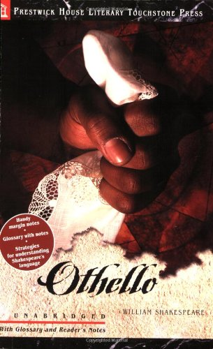 Compare Textbook Prices for Othello: Literary Touchstone  ISBN 9781580495905 by Shakespeare, William