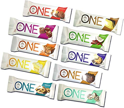 Iss Oh Yeah One Bar MIX BOX 10x60g