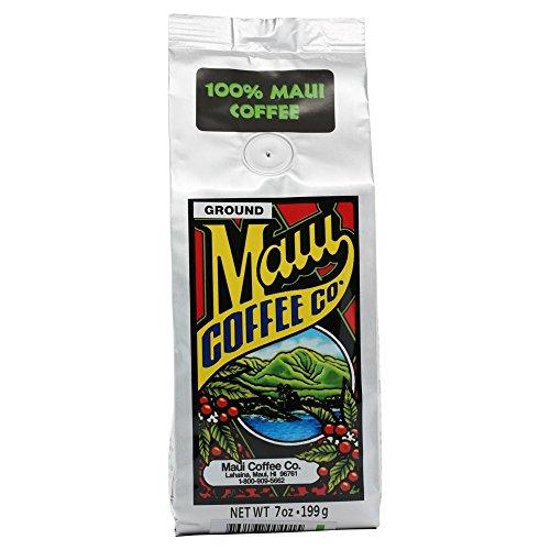 Maui Coffee Company, 100% Maui Coffee, 7 oz. - Ground